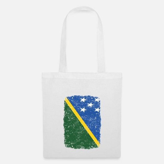 Love Bags & Backpacks - roots home country roots home Solomon Islands - Tote Bag white