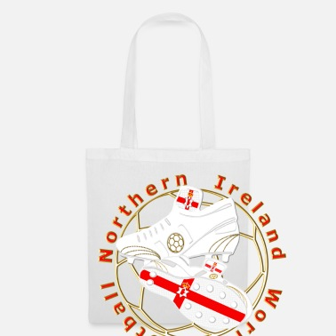 Ulster queensberry boxing northern ireland T-Shirts - Tote Bag