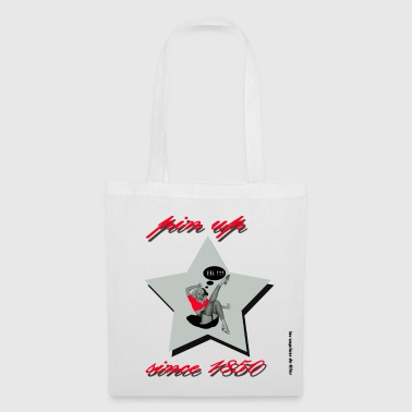pin up - Tote Bag