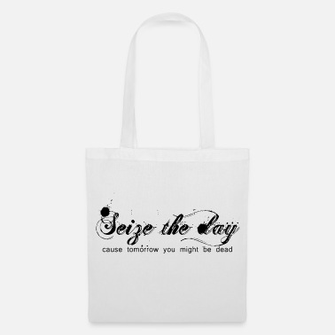 Seize the Day tee - Buffy - Tote Bag
