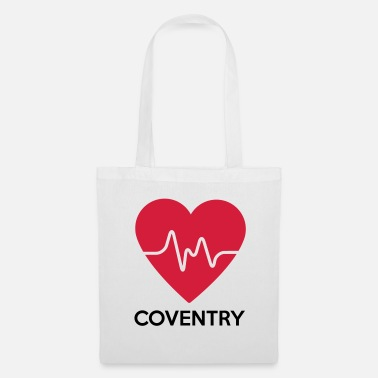 Coventry heart Coventry - Tote Bag