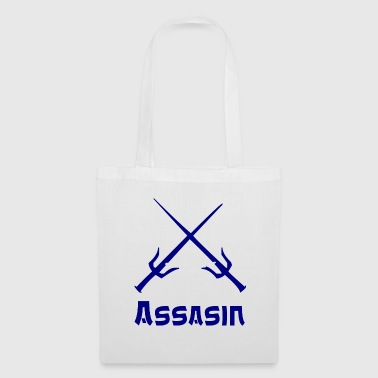 Assasin bleu - Tote Bag