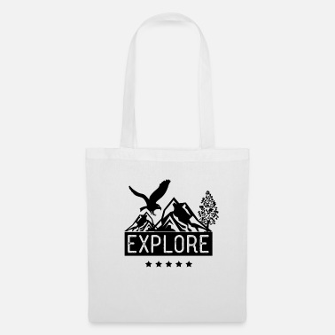 Explorateur explorer - Tote Bag