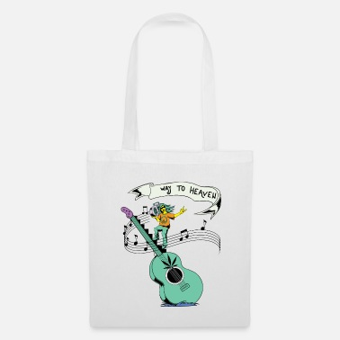 Hip Son hippie - Tote Bag