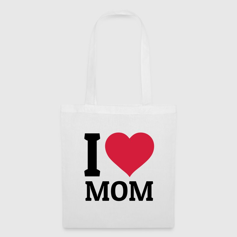 I love Mom - Tote Bag