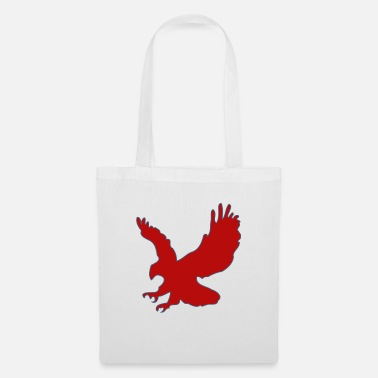 Bewinged Eagle - Tote Bag
