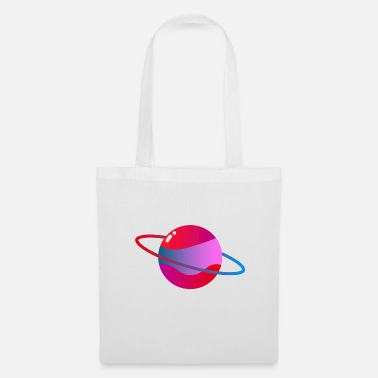 Planet planète - Tote Bag