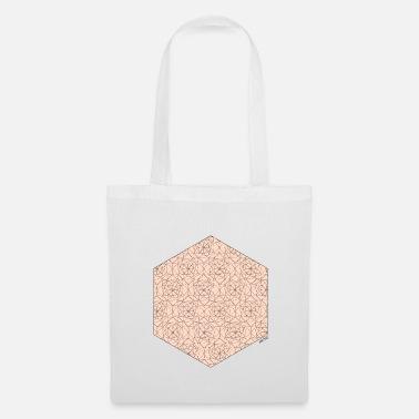 Sac à dos cordon. Llamacorn brillant. à partir de 15,83 € · Animo Hexagone  rouge - Tote Bag 4f617e0f2dcc