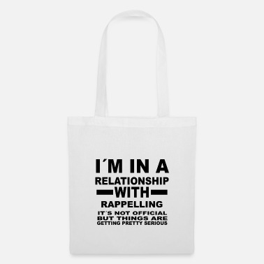 Rappel relationship with RAPPELLING - Tote Bag