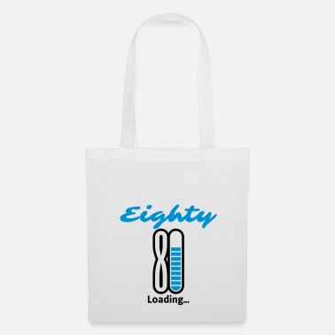 Eighty Eighty Loading ... - Tote Bag