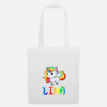 Lina Lina unicorn - Tote Bag