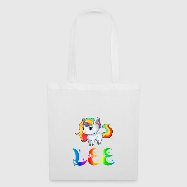Unicorn Lee - Borsa di stoffa