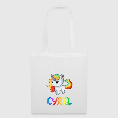 Unicorn Cyril - Tote Bag
