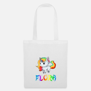 Flora Flora Unicorn - Tote Bag