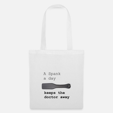 Spanking A spank a day - Tote Bag
