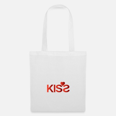 Kiss Kiss - Tote Bag