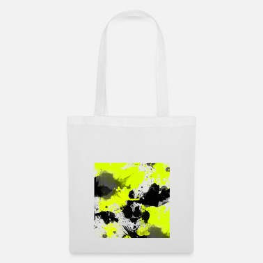 Splatter Splat aquarelle - Tote Bag