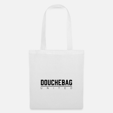 United DOUCHEBAG UNITED - Borsa di stoffa