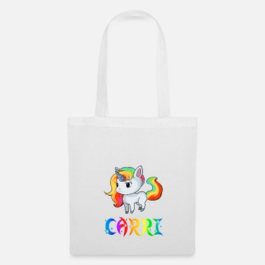 Carri Unicorn Carri - Tote Bag