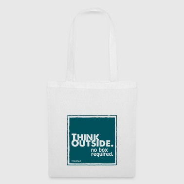 Think Outside - Tote Bag
