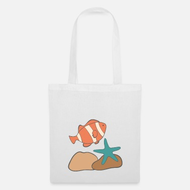 Under Water under water - Tote Bag