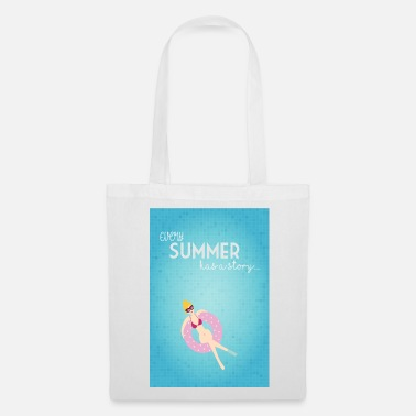 Story Summer story - Tote Bag