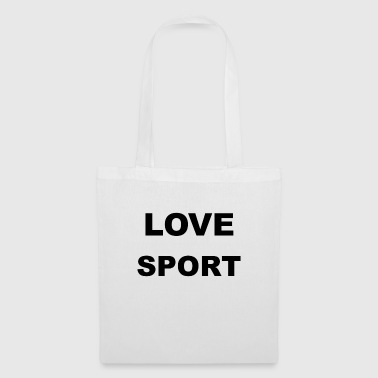 LOVE SPORT - Tote Bag