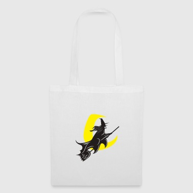 Halloween witches ghosts spook gift idea pumpkin - Tote Bag
