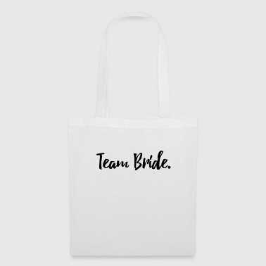 Team Bride - Tygväska