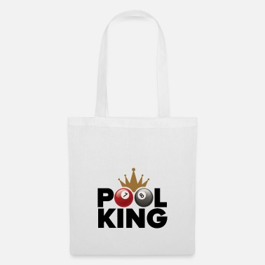 Pool Pool king - Tote Bag