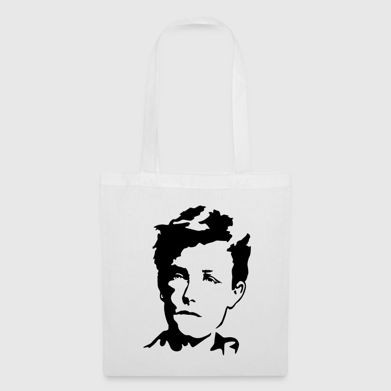 Arthur Rimbaud - Tote Bag