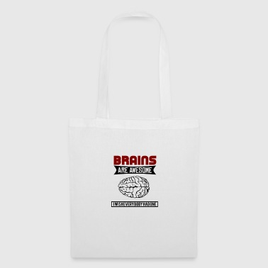 Brain - brain - Tote Bag