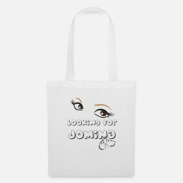 Domina Looking for Domina - Tote Bag