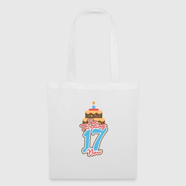 17th birthday - Tote Bag