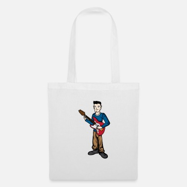 Bassist The bassist - Tote Bag