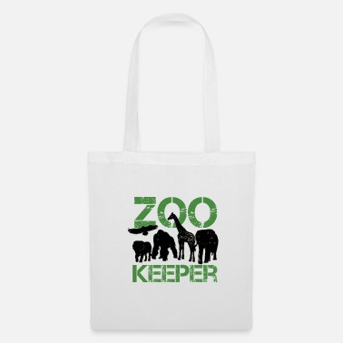 Keeper Zoo Keeper - Tote Bag