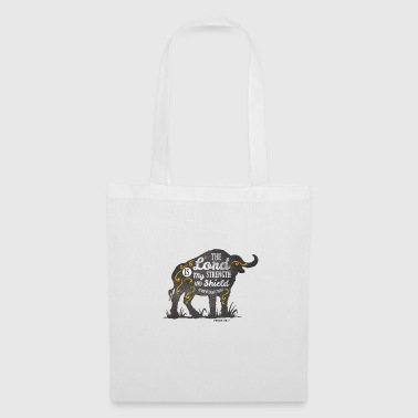 Wedding Party the loard my strength and shield - Tote Bag