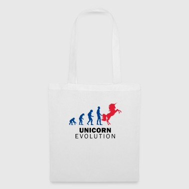 Darwin Evolution Licorne - Tote Bag