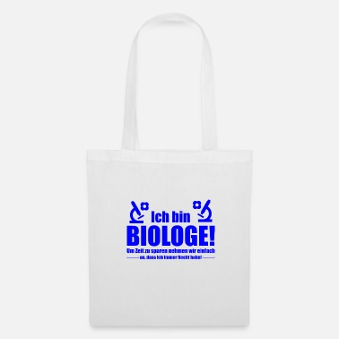 Biology biology - Tote Bag