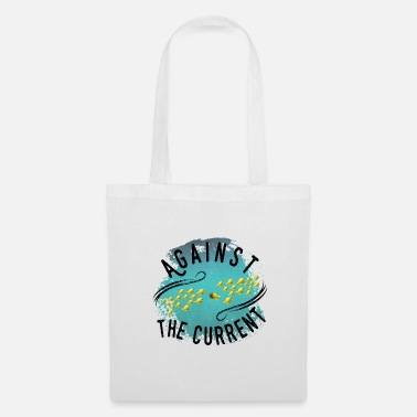 Courant Contre courant - Tote Bag