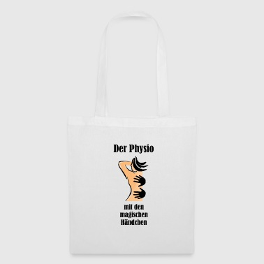 Physio Therapist I God's gift Magic hand - Tote Bag