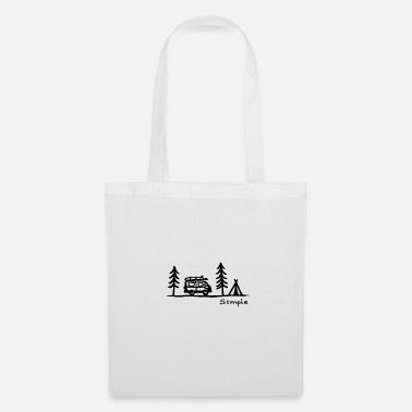 Simple simple - Tote Bag