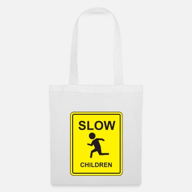 Slow Slow Children - Tote Bag