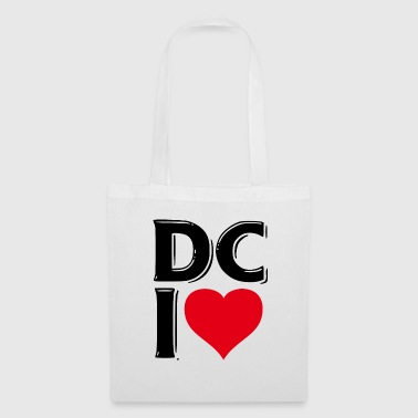 City t-shirt gift holiday travel Washington DC - Tote Bag