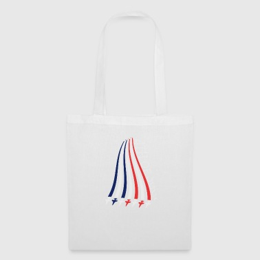 Jets with Stars and Stripes - Bolsa de tela