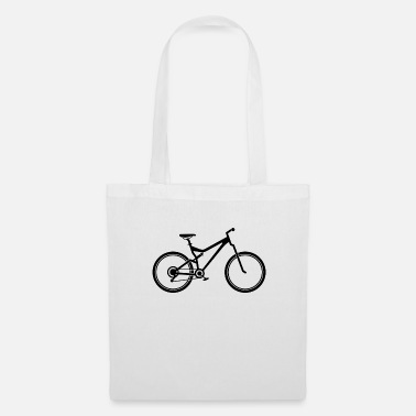 Bike Mountain Bike - Tote Bag