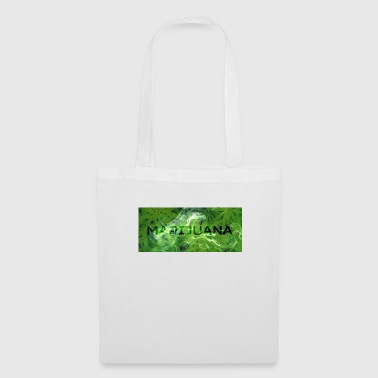 Weed Smoke - Tote Bag