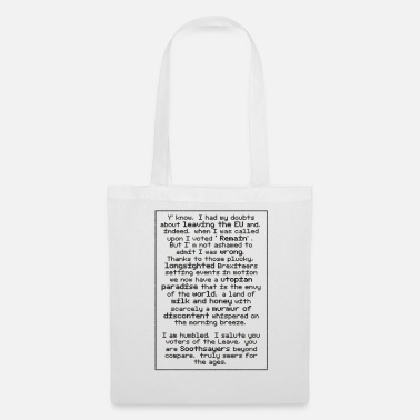 Anti Soothsayers of Brexit - Tote Bag