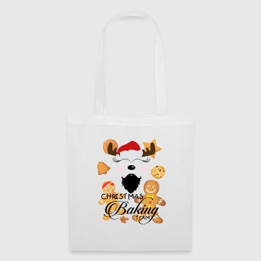Alternative GUEST CHRISTMAS BAKING TEAM - Tote Bag