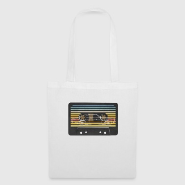 70's cassette car - Tote Bag